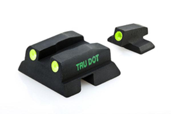 Meprolight Tru-Dot Tritium Night Sights - BERETTA PX4 (C&D Models)