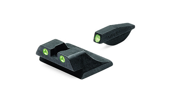 Meprolight Tru-Dot Tritium Night Sights - RUGER P-94, P-97