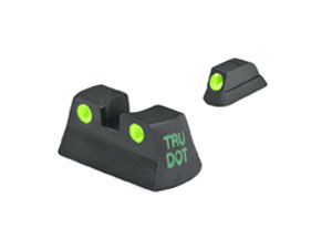 Meprolight Tru-Dot Tritium Night Sights - CZ P-01