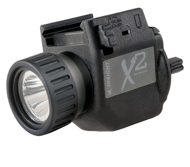 Insight Technology X2 Sub-Compact Tactical Light