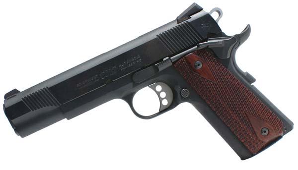 Colt Lightweight Govt Model, .45ACP, XSE, BLUE