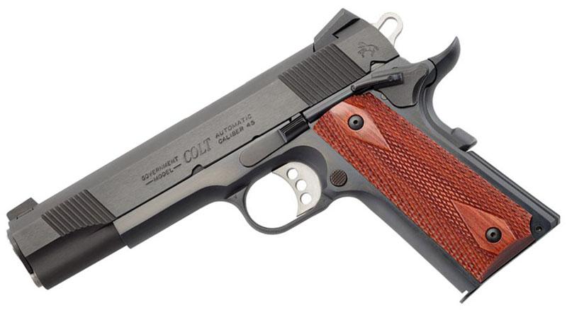 Colt Govt Model, .45ACP, XSE, BLUE