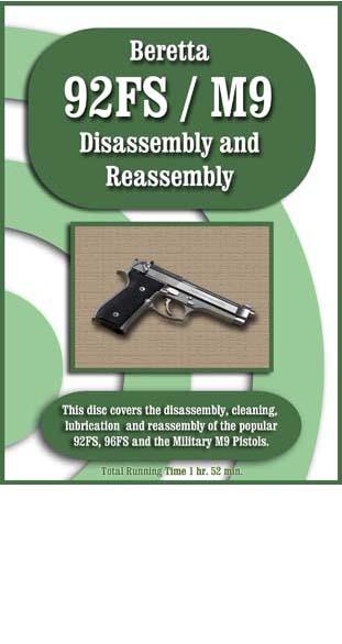 On-Target DVD Beretta 92FS | M9