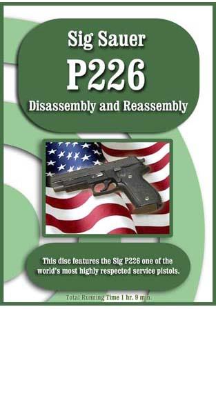 On-Target DVD Sig Sauer P226
