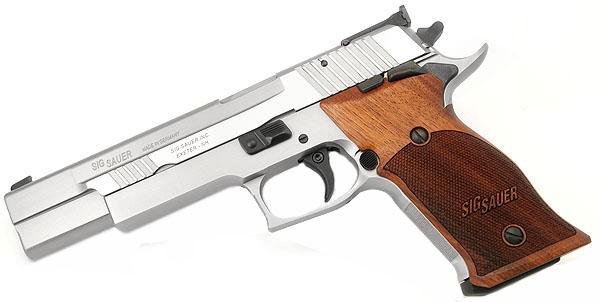 Sig Sauer P220 X-SIX Level 1, .45ACP, Adjustable Sights, SAO - MASTERSHOP