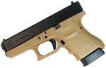 Glock 36 .45ACP, Fixed Sights - OD GREEN