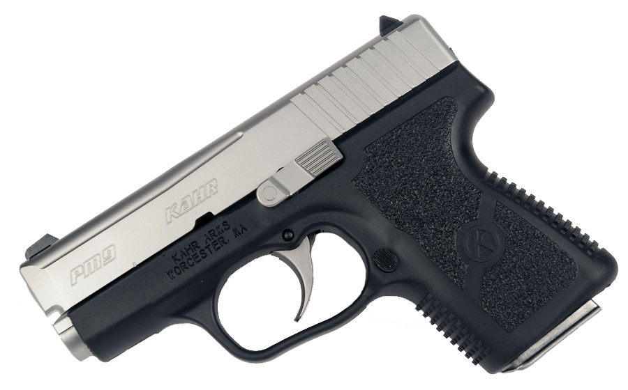 Kahr PM9 9mm, Night Sights