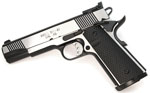 Springfield Armory 1911 Loaded Black Stainless Target .45ACP, 5
