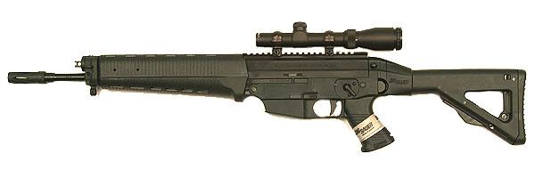 Sig Sauer 522 .22LR Rifle with 5X Scope