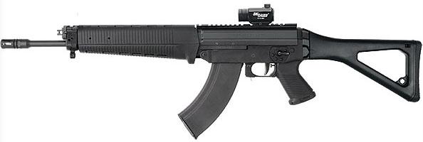 Sig Sauer SIG556R Russian 7.62x39 Rifle