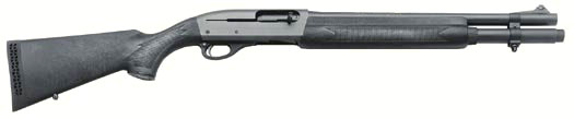 Remington 11-87 Police 12GA. Shotgun, 18
