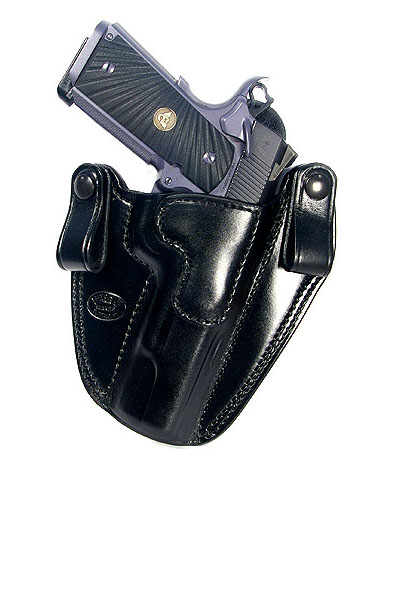 Ritchie Leather Hideaway Holster - 4