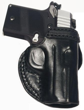 Ritchie Leather Mini Speed Scabbard - Sig Sauer P938