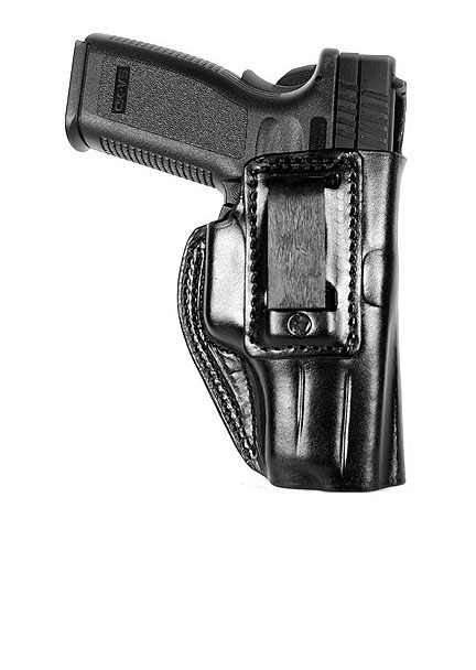 Ritchie Leather Nighthawk Holster - HK USP Compact 9mm/.40SW