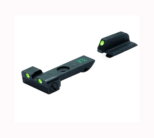 Meprolight Tru-Dot Tritium Night Sights - RUGER GP100, SUPER REDHAWK
