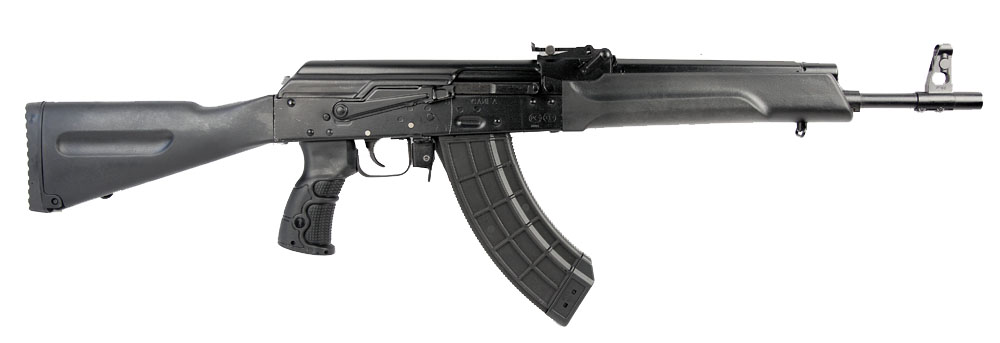 Izmash Saiga AK-47 Style Rifle, 7.62X39 , 16