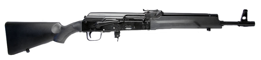 Izhmash Saiga .223 Rifle, 16