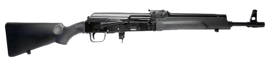 Izmash Saiga 5.45X39 Rifle, 16