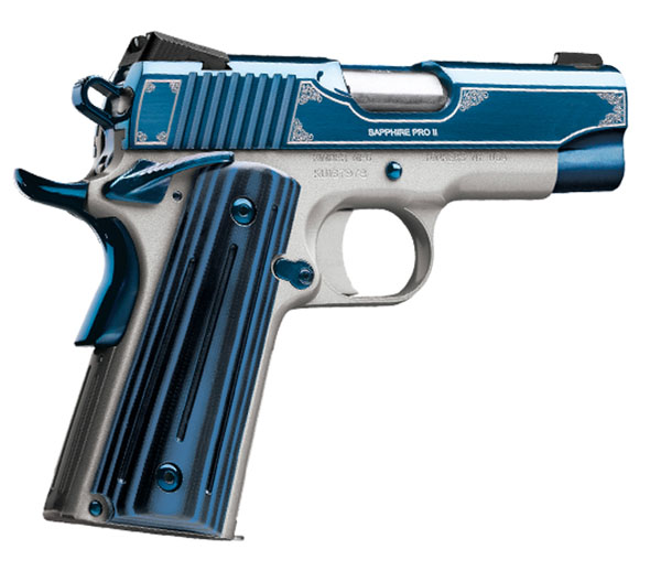 Kimber Sapphire Pro II 9mm