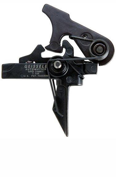 Geissele AR15 Super Dynamic - 3 Gun Trigger