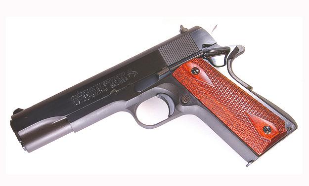 Colt Govt Model, .45ACP, SERIES 70 Reproduction, BLUE