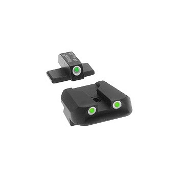 Trijicon Night Sight Set - All P Series Except P229 - NOVAK REAR