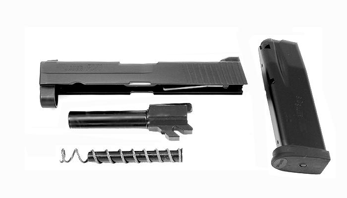 Sig Sauer P250 Sub-Compact, CALIBER X-CHANGE KIT - 9mm