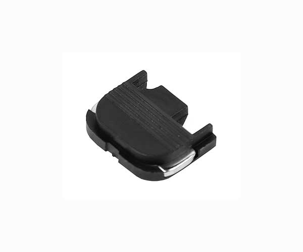 Glock Slide Cover Plate - Black, All Models SP00133