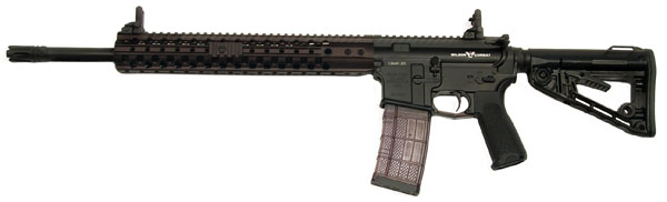 Wilson Combat Special Purpose Rifle, .223 Rem/5.56x45 NATO, Black Armor Tuff