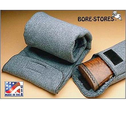 Bore-Store Gun Storage Case - SCOPED CARBINE 40