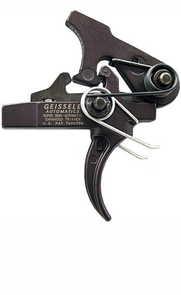 Geissele AR15 Super Semi-Automatic Enhanced Two Stage Trigger