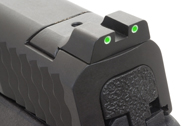 Ameriglo Tritium Night Sight Set - Smith-Wesson M&P Pistols - Green/Green