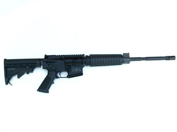 Smith & Wesson M&P-15ORC 556NATO Rifle - CA Compliant