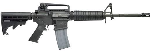 Smith & Wesson M&P-15 556NATO Rifle