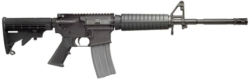 Smith & Wesson M&P-15R 5.45X39 Rifle