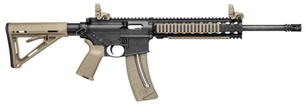 Smith & Wesson M&P15-22 MOE Rifle 16