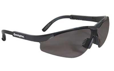 Remington T-80 Shooting Glasses BLK/SMOKE