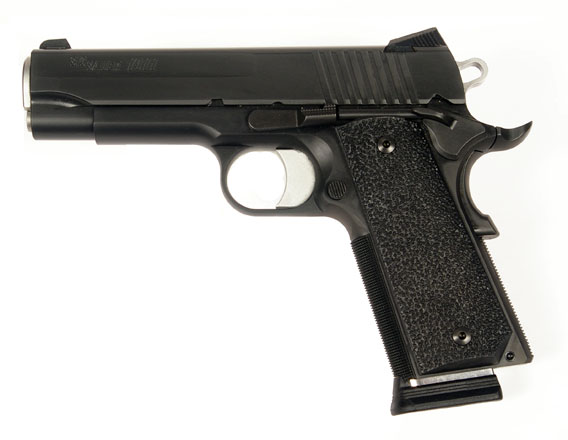 Sig Sauer 1911 .45 Carry Nitron - IOP