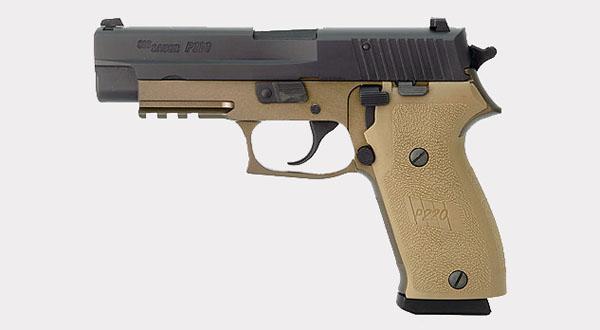 Sig Sauer P220R COMBAT .45 DA/SA, Nitron - IOP