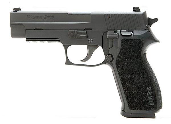 Sig Sauer P220R .45 DA/SA - IOP