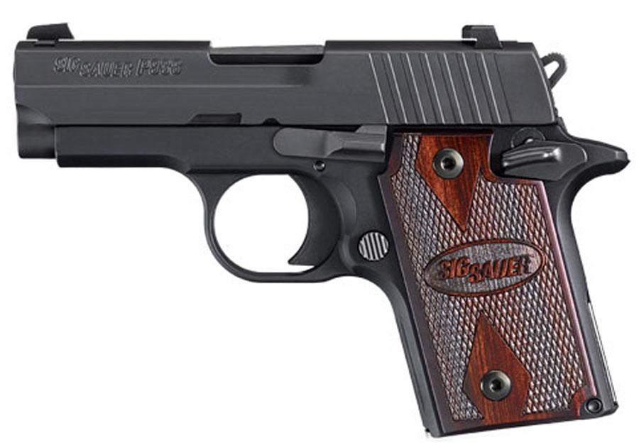 Sig Sauer P938 9mm Rosewood - IOP