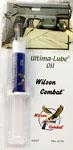 Wilson Combat Ultima-Lube Oil 10cc reclosable syringe