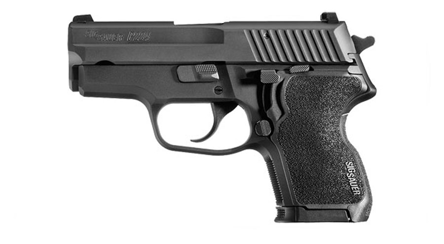 Sig Sauer P224 9mm DA/SA Nitron - IOP