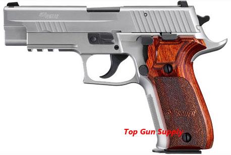 Sig Sauer P226R .40 S&W DA/SA, Stainless Elite - IOP