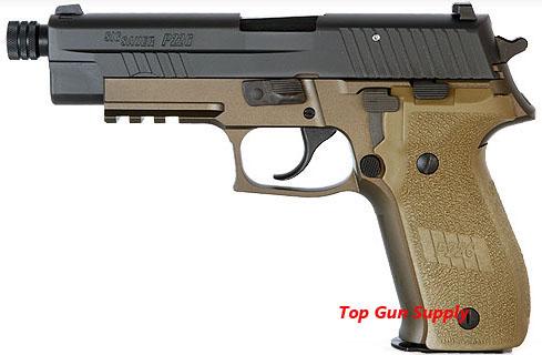 Sig Sauer P226R 9mm DA/SA, Combat, Threaded Barrel - IOP