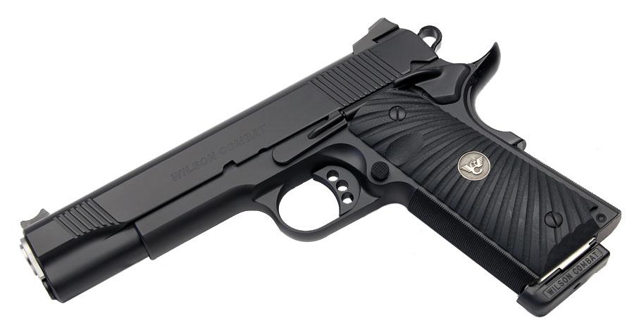 Wilson Combat CQB 10MM, G10 Grips, Black