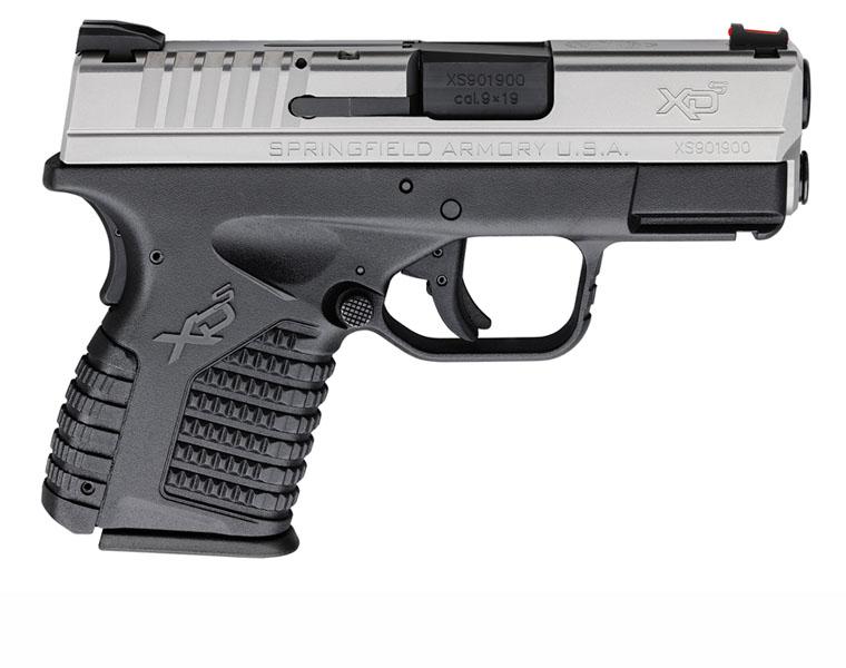 Springfield Armory XDS 9mm - BITONE
